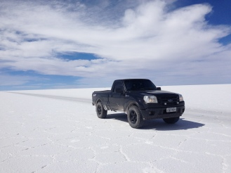 21 de Abril de 2016 - 21th April 2016. Salar de Uyuni (BOL) - Uyuni Salt Flat (BOL)