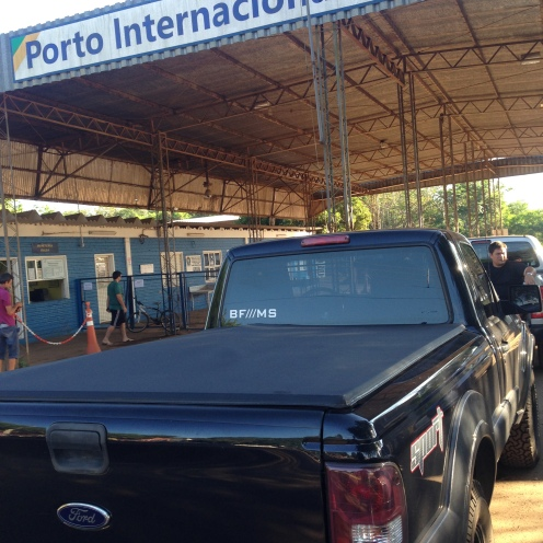 Porto Internacional - Brasil
