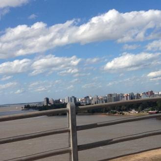 General Belgrano bridge - Corrientes/Resistencia Ponte General Belgrano - Corrientes/Resistência