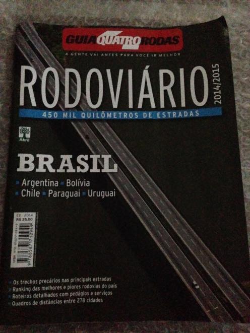 Rodoviário - Guia Quatro Rodas