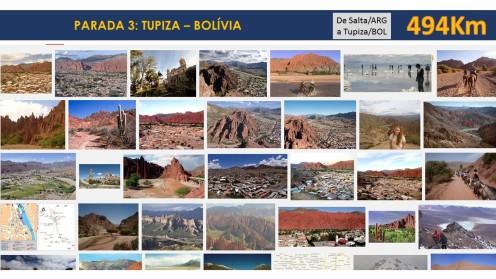 Parada 3 - Tupiza - Bolívia