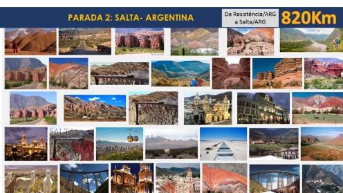 Parada 2: Salta - Argentina