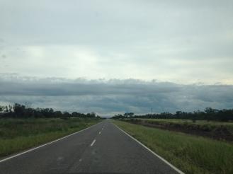 17, April 2016. Resistência - Salta. Argentina. 850km