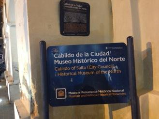 City council - Plaza 9 de julio