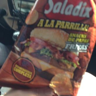 Saladix. Snack.