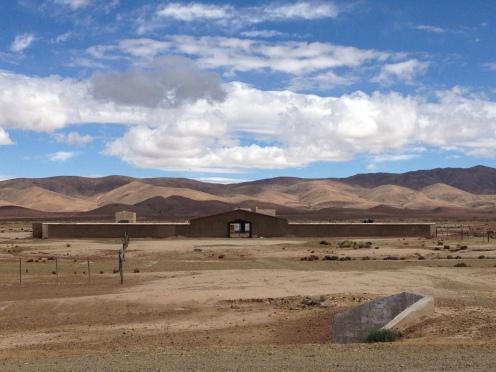 From Humahuaca (ARG) to Potosí (BOL)