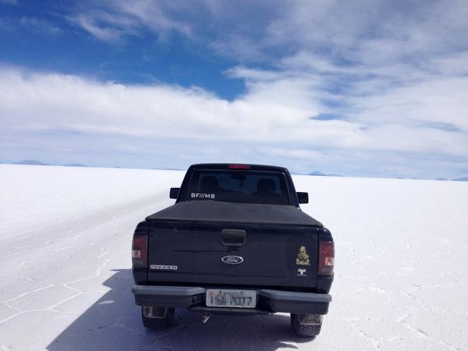 Uyuni Salt Flat