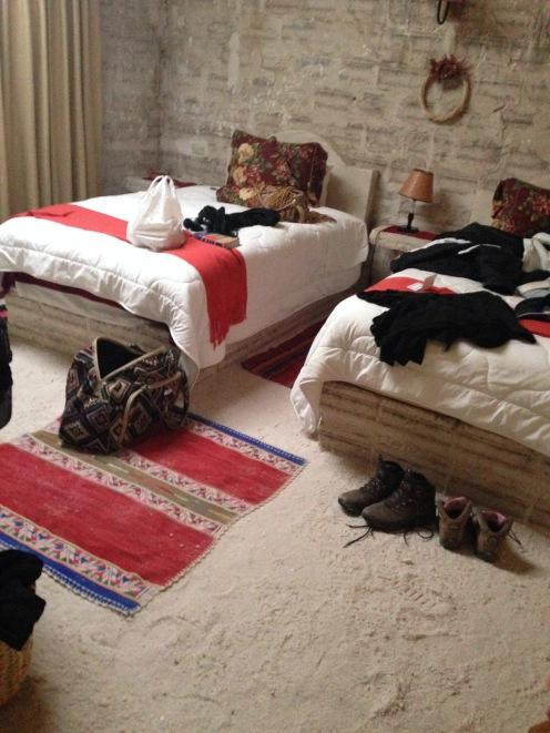 Hotel de Sal Luna Salada - bedroom