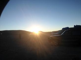 Geysers Sol de Mañana