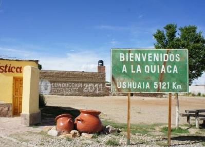 Border La Quiaca - Villazón Source: Google Images