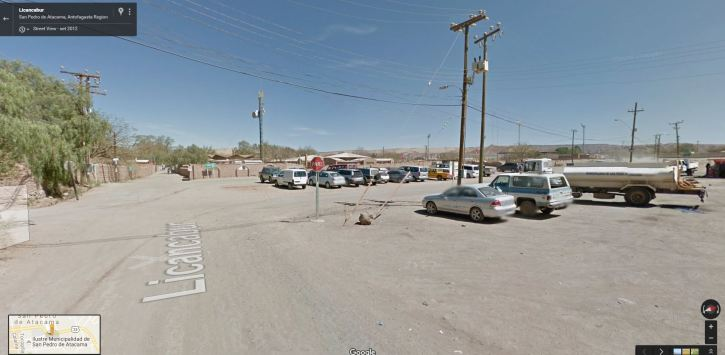 San Pedro de Atacama - Chile - Google Street View
