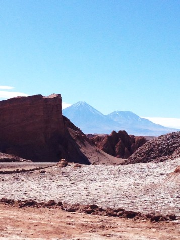 Vale de La Luna - Moon Valley - Atacama - Chile
