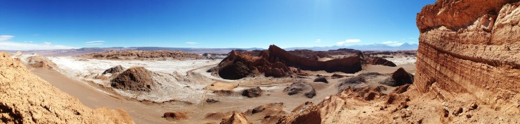 Vale de La Luna - Moon Valley - Atacama - Chile