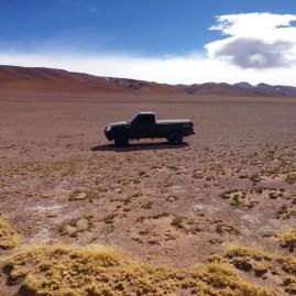 Salar de Tara - Atacama - Chile