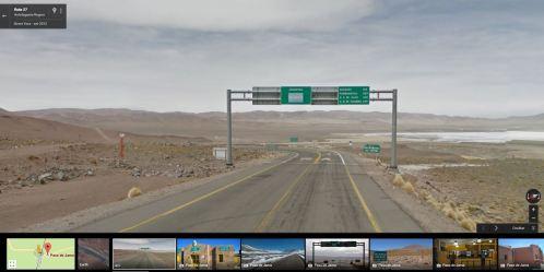 Paso de Jama - Chile - Argentina