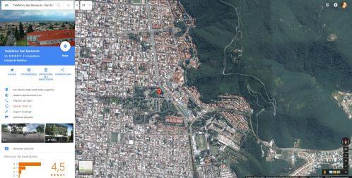 San Bernardo - San Martin - Salta