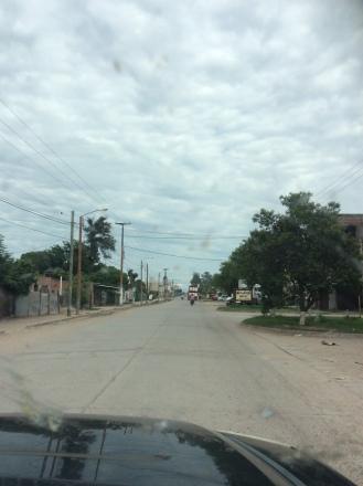 Trecho após Roque Sáenz Peña