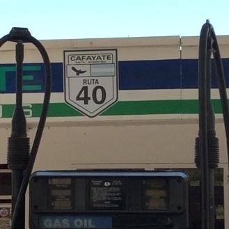 Ruta 40 Cafayate